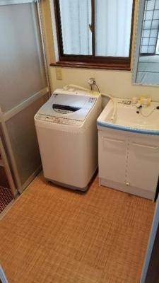 【独立洗面台】古森邸