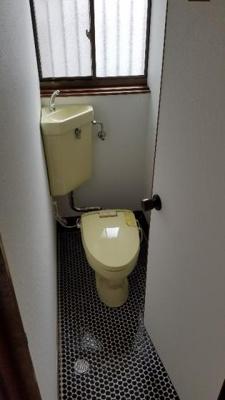 【トイレ】古森邸