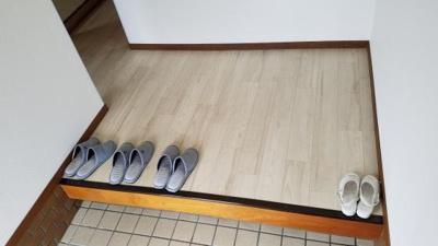 【玄関】古森邸