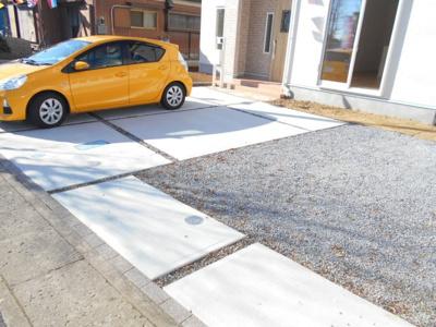 車をお持ちの方に嬉しい駐車場付きの物件です2880から2680万円に価格変更です。