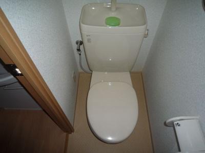 【トイレ】ラ・カーサ・フェリーチェ
