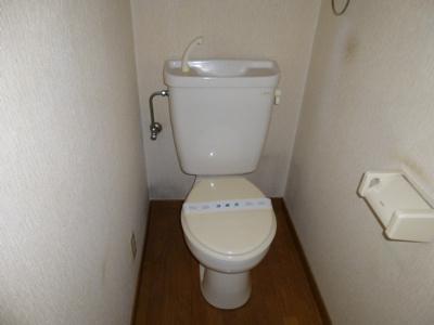 【トイレ】リバティ安原Ⅱ