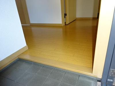 【玄関】ハピネス21
