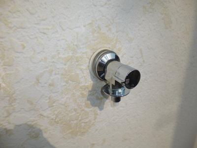 洗濯機置き場ワンタッチ水栓