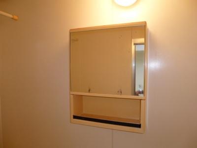 浴室鏡収納
