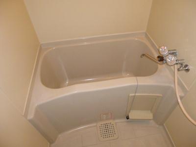 【浴室】リトルハイツ上瀬No.5