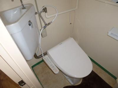 【トイレ】ソラーナ川辺Ⅱ