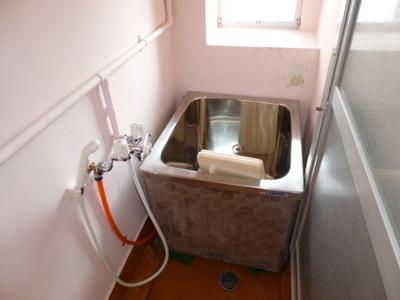【浴室】ソラーナ川辺Ⅱ