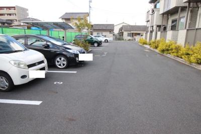 【駐車場】ベルグラース新保Ⅱ