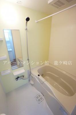 【浴室】ハウス なごみ龍ヶ崎Ⅱ