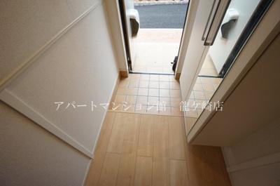 【玄関】ハウス なごみ龍ヶ崎Ⅱ