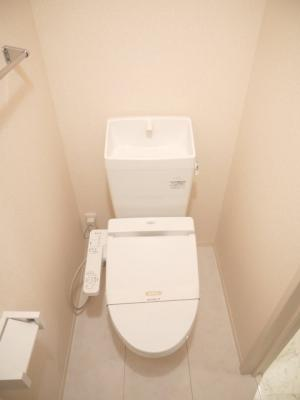 【トイレ】リアルコートD