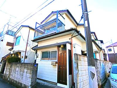 【外観】赤塚5丁目戸建