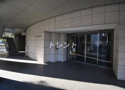 【エントランス】グランパークハイツ