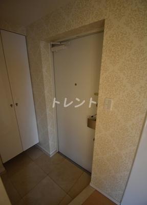 【玄関】銀座パトリアタワー