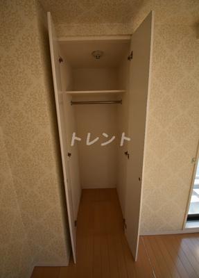 【収納】銀座パトリアタワー