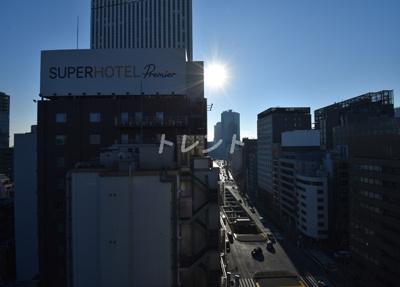 【展望】銀座パトリアタワー