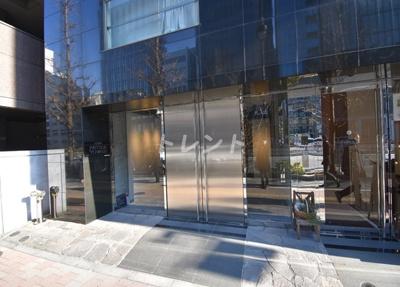 【外観】銀座パトリアタワー