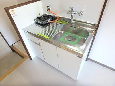 【キッチン】リミエールKⅠ