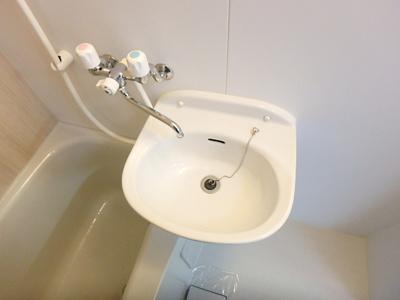 【洗面所】リミエールKⅠ