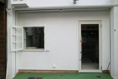 【エントランス】北本町1丁目店舗事務所