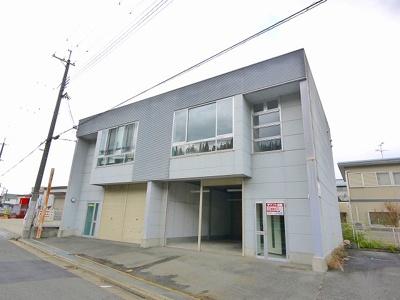 【外観】佐保台西町倉庫付事務所Ⅱ