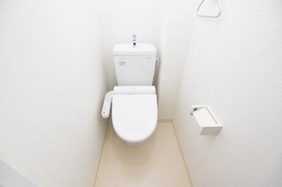 【トイレ】エルミタージュ難波南Ⅶ