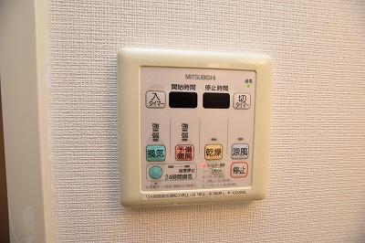 【設備】スワンズ難波パークビュー
