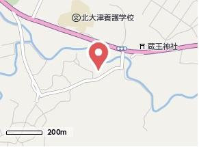 【地図】エミナンス