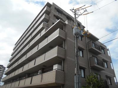 【現地写真】鉄筋コンクリート造 39戸の分譲マンション♪