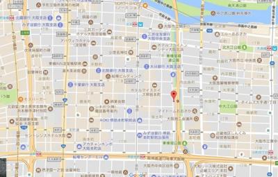 【地図】ルミエール備後町