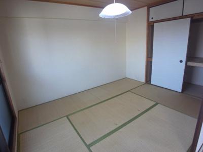 【寝室】アスカハイツ