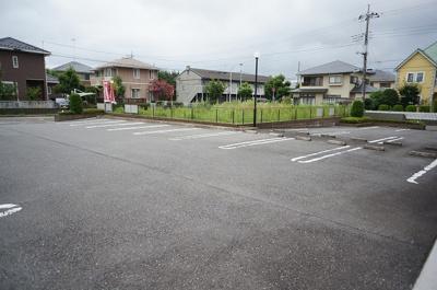 【駐車場】木村ロイヤルマンションⅤ