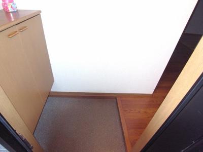 【玄関】グリーンシャルマンB棟