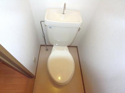 【トイレ】グリーンシャルマンB棟