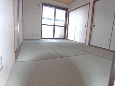 【寝室】グリーンシャルマンB棟