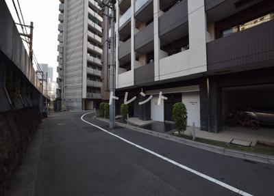 【外観】プレミアムキューブ三田