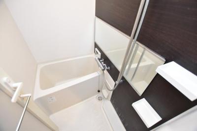 【浴室】レオンコンフォート難波南