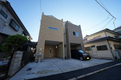 【外観】西区霞ヶ丘 全2棟新築戸建