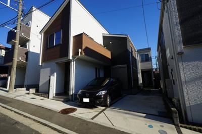 【外観】横浜市西区霞ヶ丘全25棟 新築戸建て