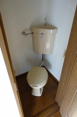【トイレ】トヨパレス上大岡