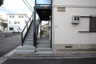 【エントランス】サニーコート灘南2