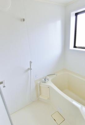 【浴室】ハイツミラクル
