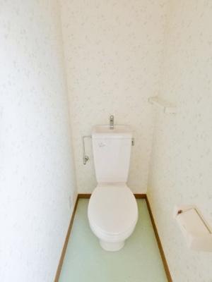 【トイレ】ハイツミラクル