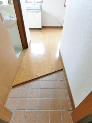 【玄関】ハイツミラクル