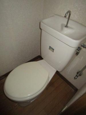 【トイレ】中西ハイツ3