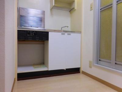 【キッチン】アンフィニィ・島上