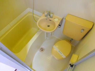 【浴室】アンフィニィ・島上