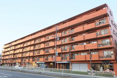【現地写真】  総戸数59戸のマンションです♪ RC造です♪