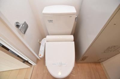 【トイレ】ベルエ難波西